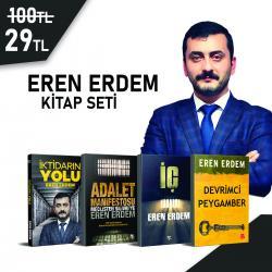 Eren Erdem Seti - 4 Kitap