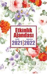 2021 Eylül-2022 Ağustos Etkinlik Planlama Defteri - Beyaz Düş