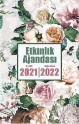 2021 Eylül-2022 Ağustos Etkinlik Planlama Defteri - Nostalji