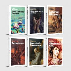 Dünya Klasikleri Seti - 6 Kitap