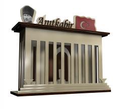 Ahşap Anıt Kabir Maketi