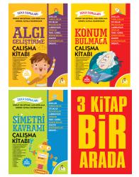 Akıllı Çocuklarla Beyin Egzersizleri +3 Yaş İçin