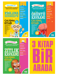 Akıllı Çocuklarla Beyin Jimnastiği +3 Yaş İçin