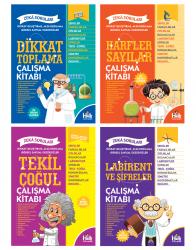 Akıllı Çocuklarla Beyin Oyunları +3 Yaş İçin