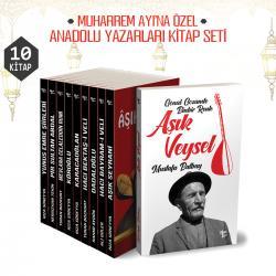 Anadolu Yazarları Seti - 10 Kitap