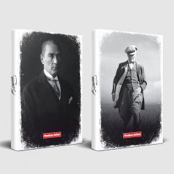 Tarihsiz Atatürk Defter Başöğretmen ve Cumhuriyet