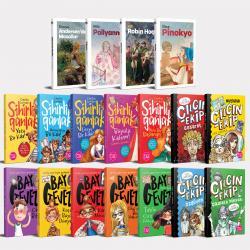 Çok Sevilen Çocuk Maceraları Seti - 14+4 Kitap