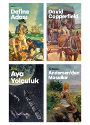 Çok Sevilen Çocuk Klasikleri Seti - 4 Kitap