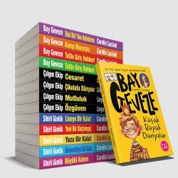 Çok Sevilen Çocuk Maceraları Seti - 14 Kitap