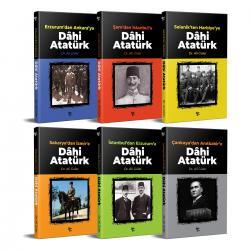 Dahi Atatürk Seti - 6 Kitap