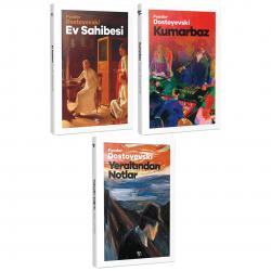 Dostoyevski Üçlemesi -3 Kitap