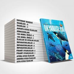 Dünyaya Yolculuk Seti - 17 Kitap