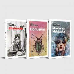 Franz Kafka Unutulmaz Eserleri Seti - 3 Kitap