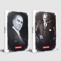 Tarihsiz Atatürk Defter Gazi Paşa ve Önder