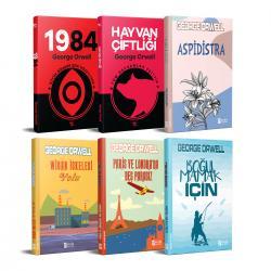George Orwell Ölümsüz Eserleri - 6 Kitap
