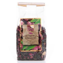 Gül Yapraklı Yeşil Çay 100gr