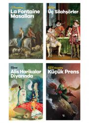 Harika Çocuk Klasikleri Seti - 4 Kitap