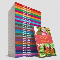 Her Güne Bir Masal Serisi - 30 Kitap