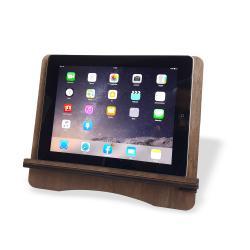 Ahşap Tablet Standı