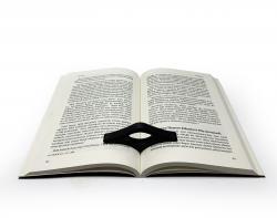 Kitap Okuma Yüzüğü Masif Ahşap
