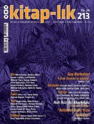 Kitap-lık Dergisi Sayı: 213 Ocak-Şubat 2021