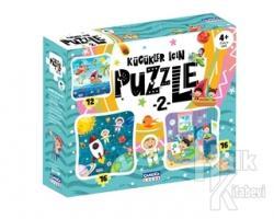 Küçükler İçin Puzzle 2 (Kutulu)