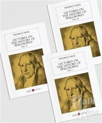 Lectures On The History Of Philosophy (3 Cilt Takım)