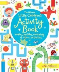 Little Children's Activity Book