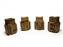 Love 4'lü Mumluk Seti HK970