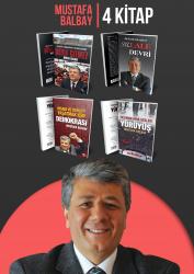 Mustafa Balbay 4 Kitap