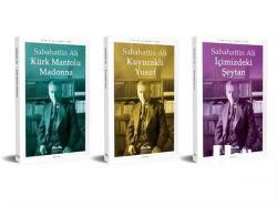 Sabahattin Ali Seti-3 Kitap Takım