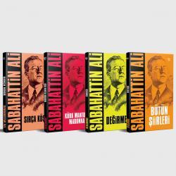 Sabahattin Ali Unutulmaz Eserleri - 4 Kitap