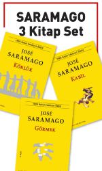 Saramago 3 Kitap Set