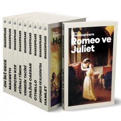 Tutkunun Şairi Shakespeare Seti - 10 Kitap