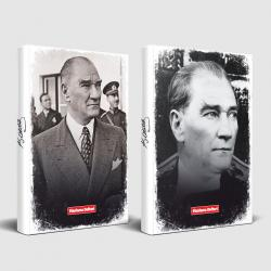 Tarihsiz Atatürk Defter Sivil ve Ulu Önder
