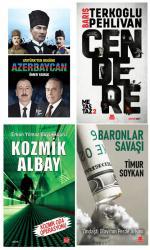 Metastaz -2 Cendere - Atatürk'ten Bugüne Azerbaycan - Kozmik Albay - Baronların Savaşı - 4 Kitap Bir Arada