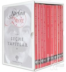 Stefan Zweig Seçme Yapıtlar (10 Kitap Set)