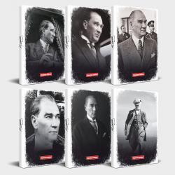 Tarihsiz Atatürk Defter 6'lı Set v2