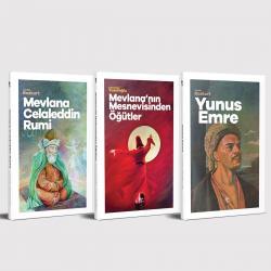 Yunus Emre Seti - 3 Kitap