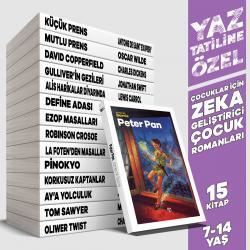 Yaz'a Özel Zeka Geliştirici Çocuk Romanları - 15 Kitap