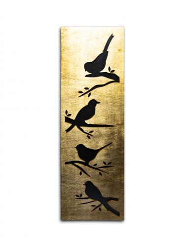 Kuşlu Tablo - -Halkkitabevi