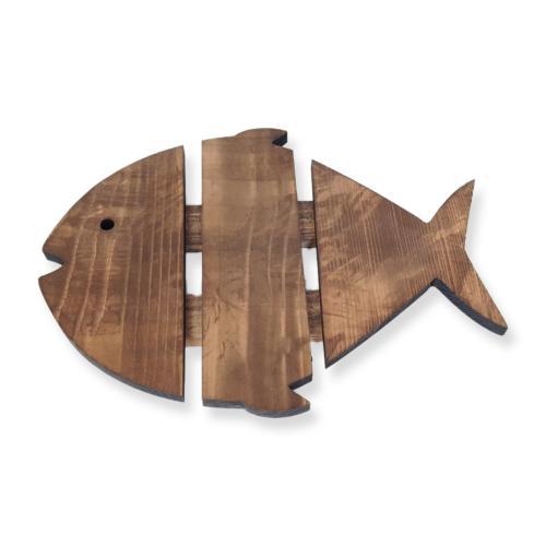 Balık Ahşap Nihale - -Halkkitabevi