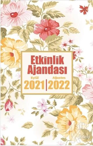 2021 Eylül-2022 Ağustos Etkinlik Planlama Defteri - Sonbahar Gülleri