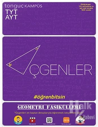 2021 TYT-AYT Geometri Fasikülleri