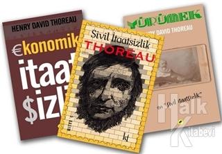 3 Thoreau Seti (3 Kitap Takım)