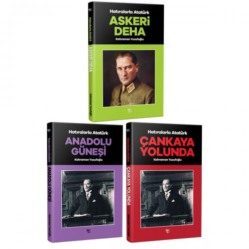 Cumhuriyet Seti 3 Kitap