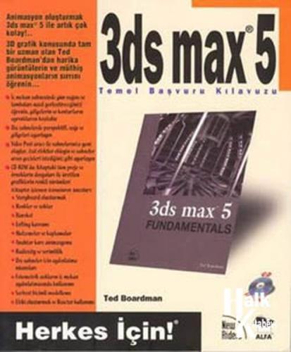 3DS Max 5-Temel Başvuru Kılavuzu