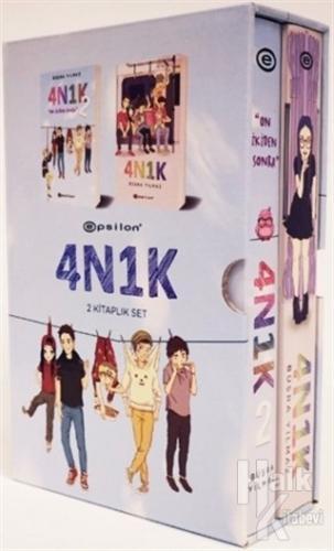 4N1K-2 Kitap Takım - Büşra Yılmaz -Halkkitabevi