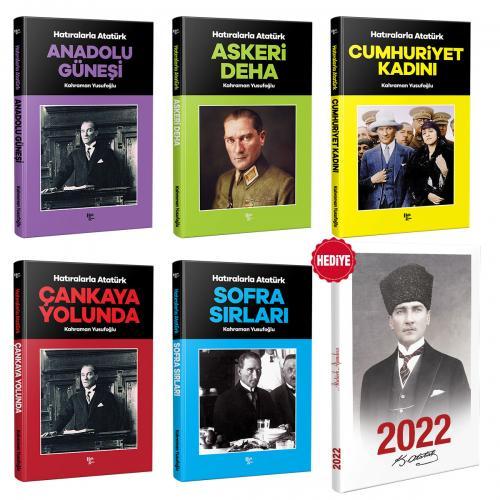 Cumhuriyet Seti 5 Kitap 1 Ajanda - Kahraman Yusufoğlu -Halkkitabevi