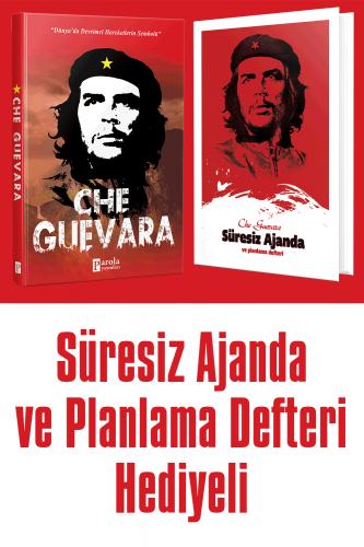 Che - Süresiz Ajanda ve Planlama Defteri Hediyeli
